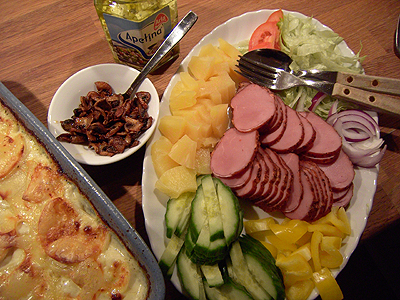 potatisgratäng recept ost