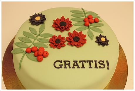 tårta grattis grattis « Tänk om jag ändå hade en blogg… tårta grattis